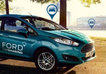 Ford-Carsharing exklusiv für Kunden