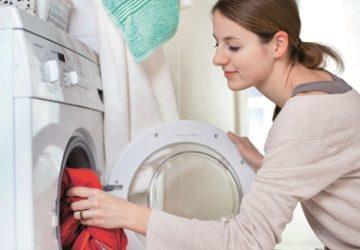 Waschmaschine Strom sparen