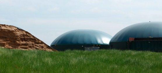 Biogas hergestellt in Neuss
