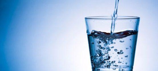 Frisches Trinkwasser