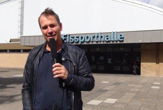 Stadtwerke Neuss Eishallen-Leiter Jörg Ferber